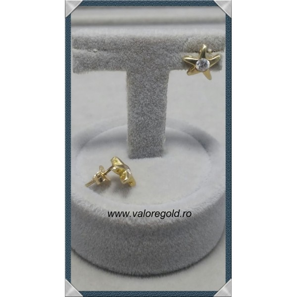 Cercei - 14 k - 1.38 gr