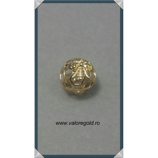 Charm - Aur 14 k - 1.88 gr
